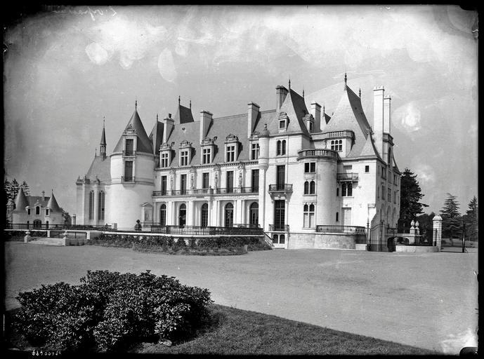 Chateau de l'Ofrasière