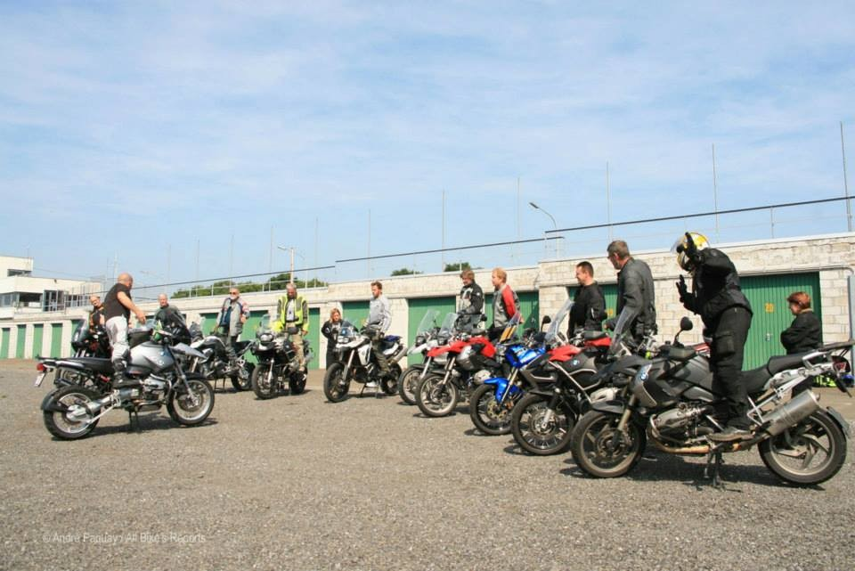 André Paquay / All Bike's Reports