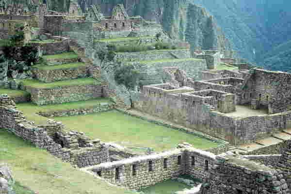 Machupicchu, Peru
