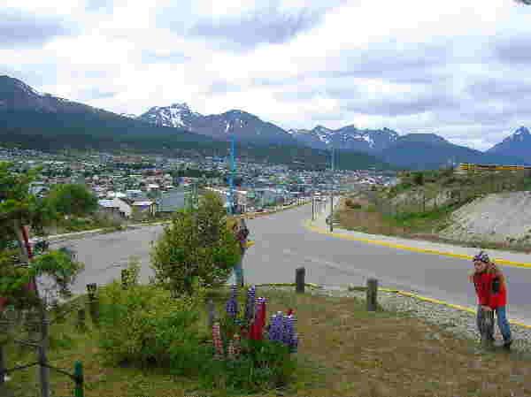 Ushuaia, Feuerland