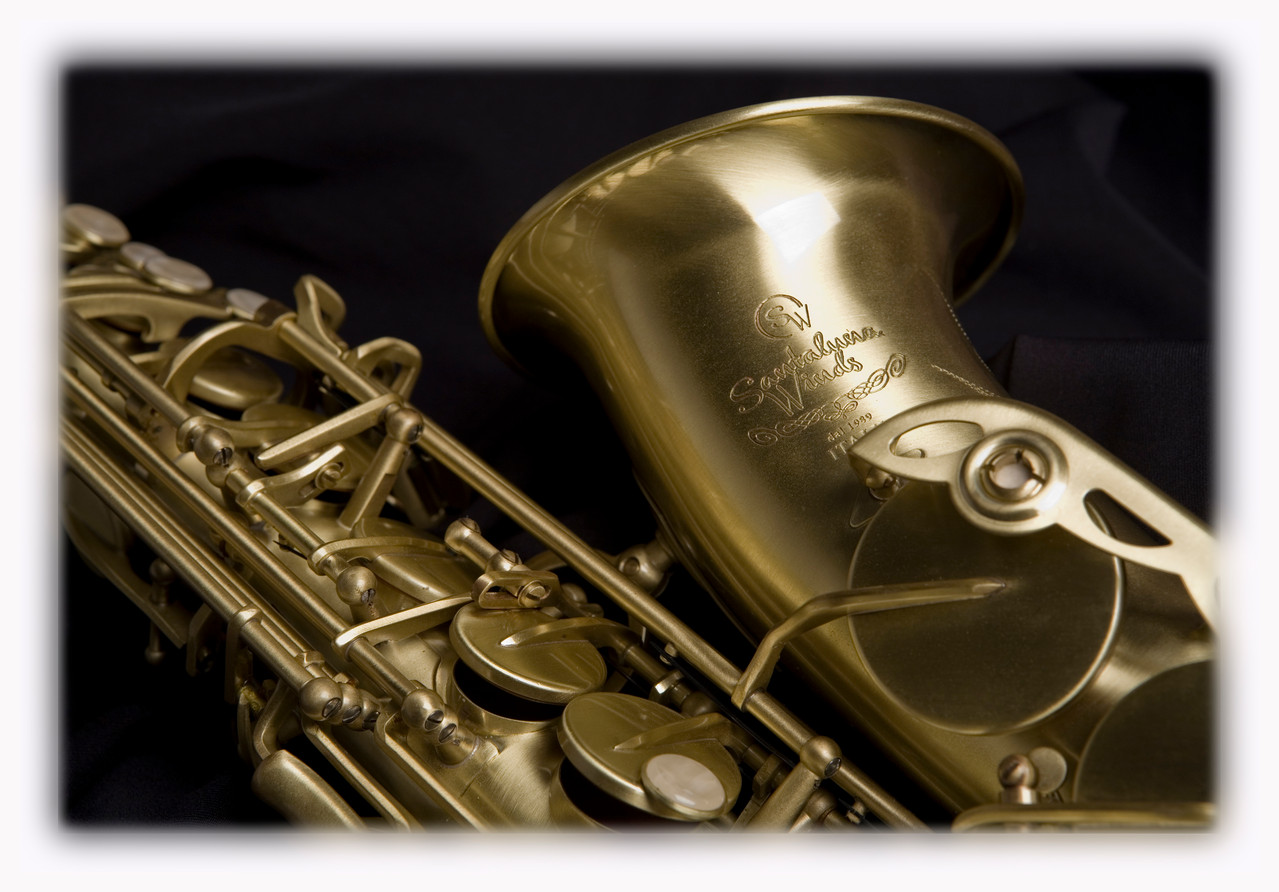 """SW"" Saxophones ""made in Sicily"""