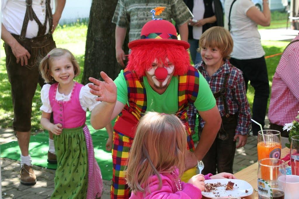 Clown Mathias