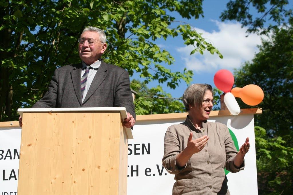 Ansprache vom stellvertretenden Bürgermeister Kauferings
