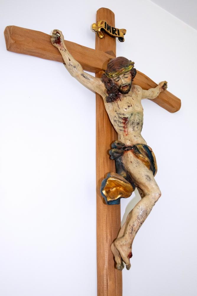 Sis kryzius yra Utenos Dievo Apvaizdos parapijos dovana s. Paulinos amzinuju izadu proga 2019 m.