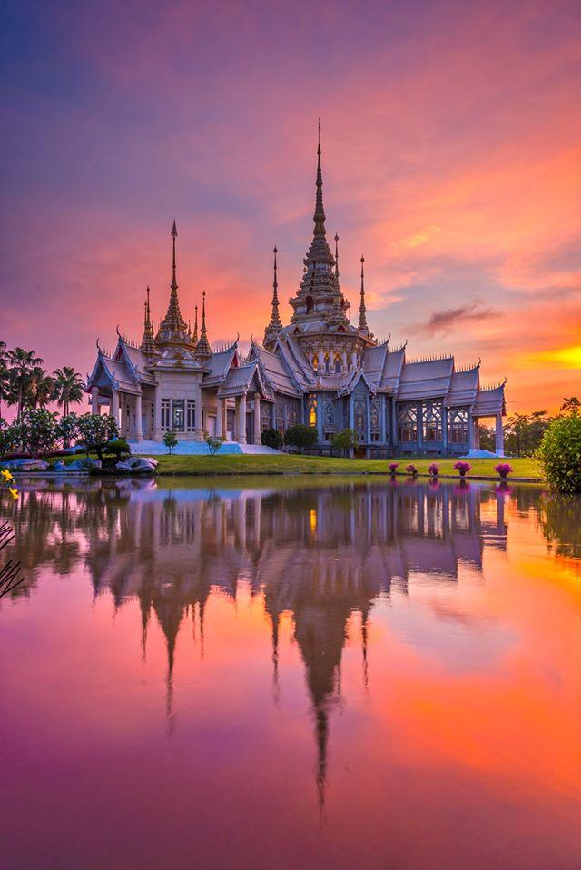 Non Kum šventykla, Nakhon Ratchasima