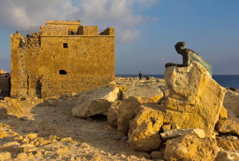 Pafoso fortas Kipre
