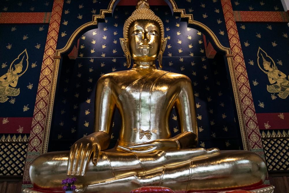 Auksinio kalno Buda