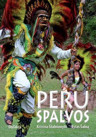 Knyga Peru Spalvos - pavartyti ir pirkti - Stalnionytė ir Šalna