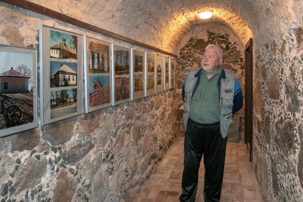 Jonas Pleckevičius inicijavo ir vadovavo Utenos Pašto stoties rekonstrukcijai