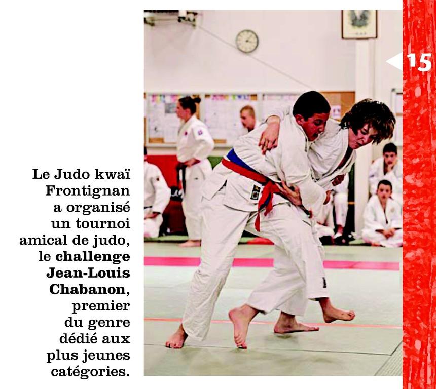 En Ville En Vie N°113 - Frontignan - Juillet / Août 2010