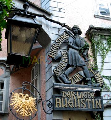 MARS Triloca_Wien-Griechenbeisl Augustin