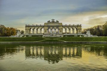MARS Triloca_Wien-Schloß Schönbrunn Gloriette
