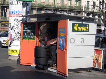 MARS Triloca_Wien-Naschmarkt Maronistandl