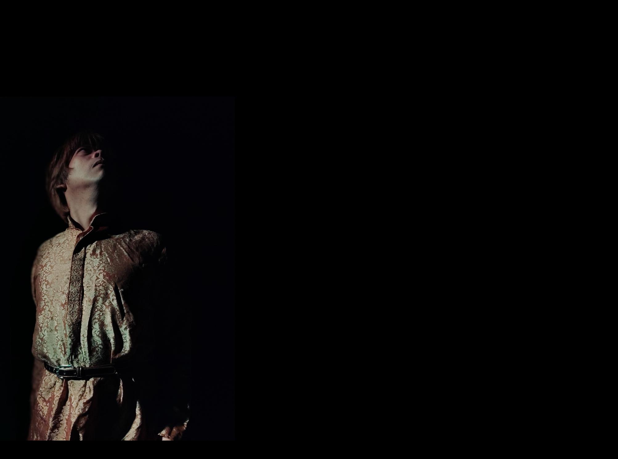 音楽劇「月光の二人」