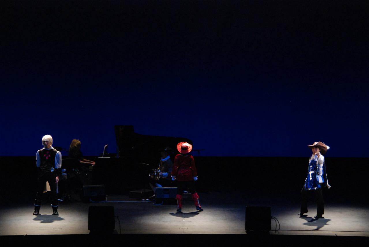 ミュージカル「三人で三銃士。」