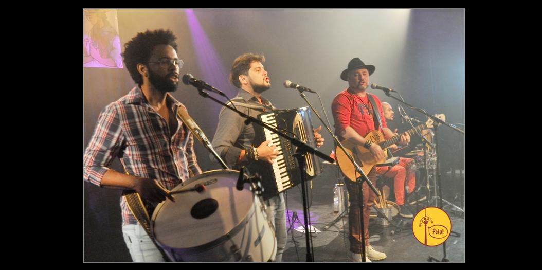 Psiu! Forró Festival Berlin 2017 - Geraldinho Lins & Band