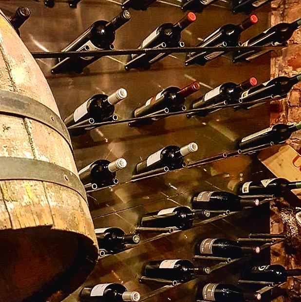 Unsere Weinauswahl / Weinkeller