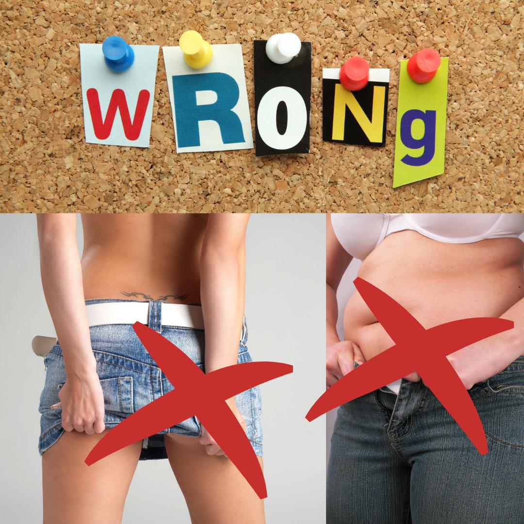 Vermeide diese 5 häufigen Styling-Fehler