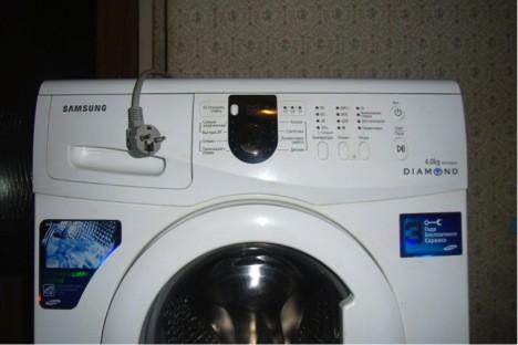 Как разобрать стиральную машину Samsung