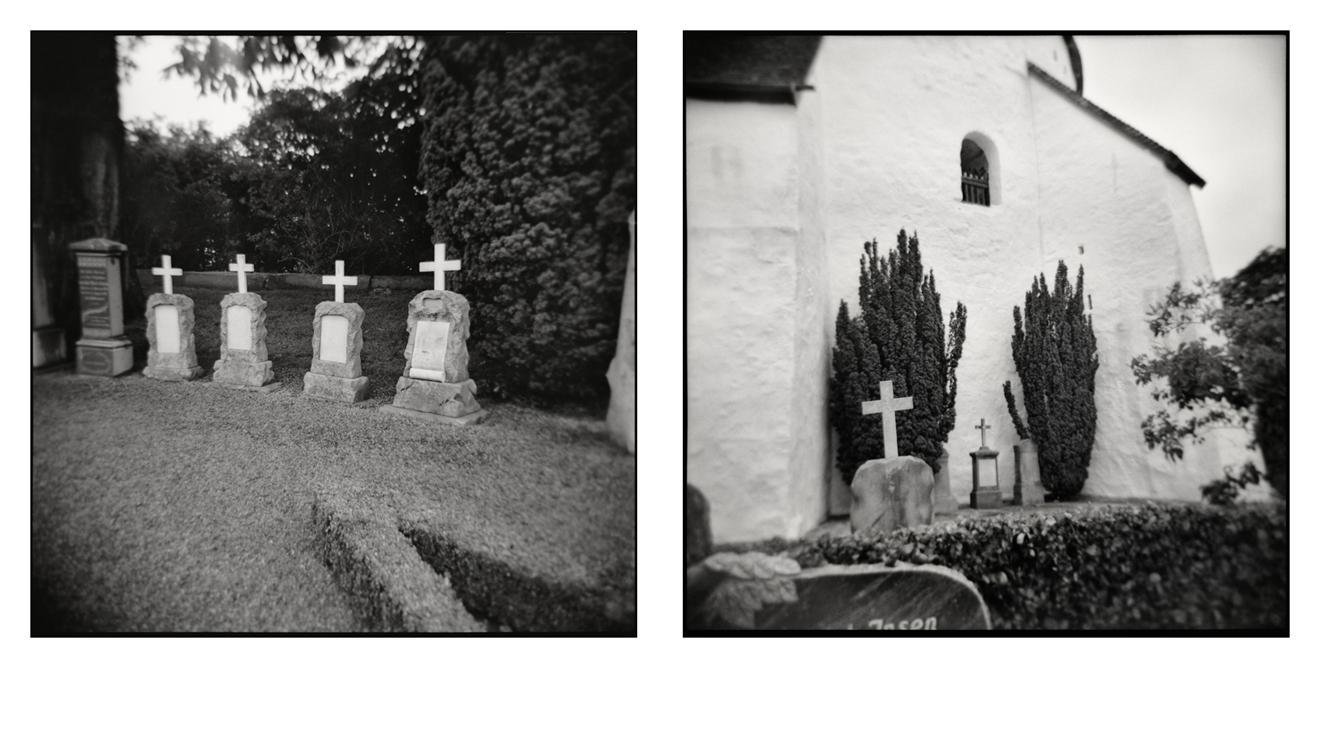 Østerlars kirkegård