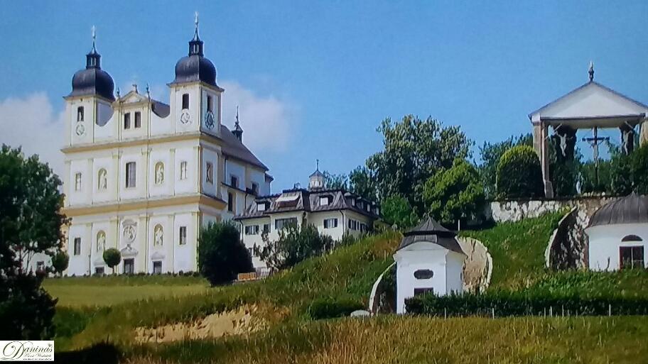 Salzburg Kirche Maria Plain