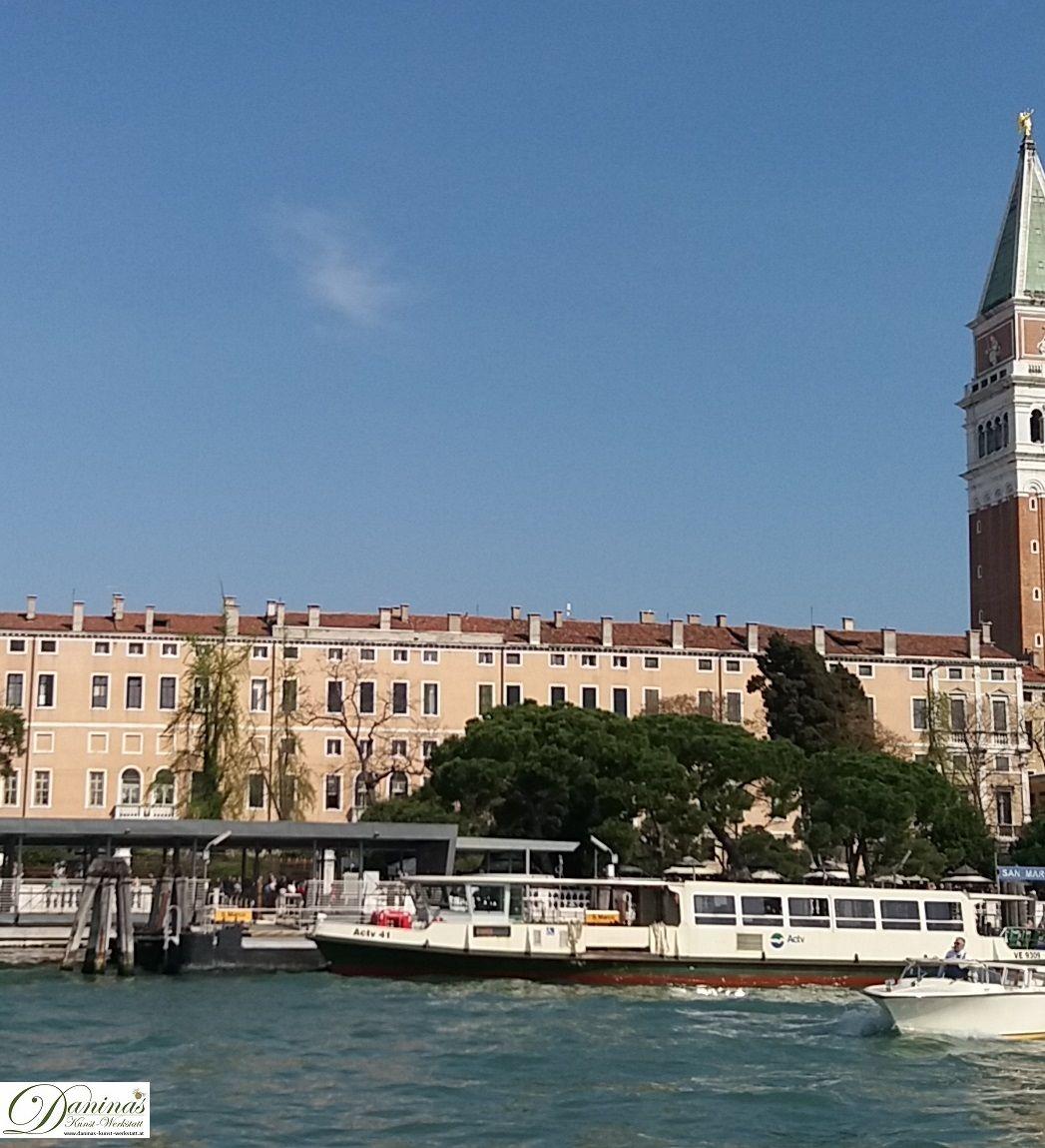 Gemächer der österreichischen Kaiserin Sissi am Markusplatz in Venedig