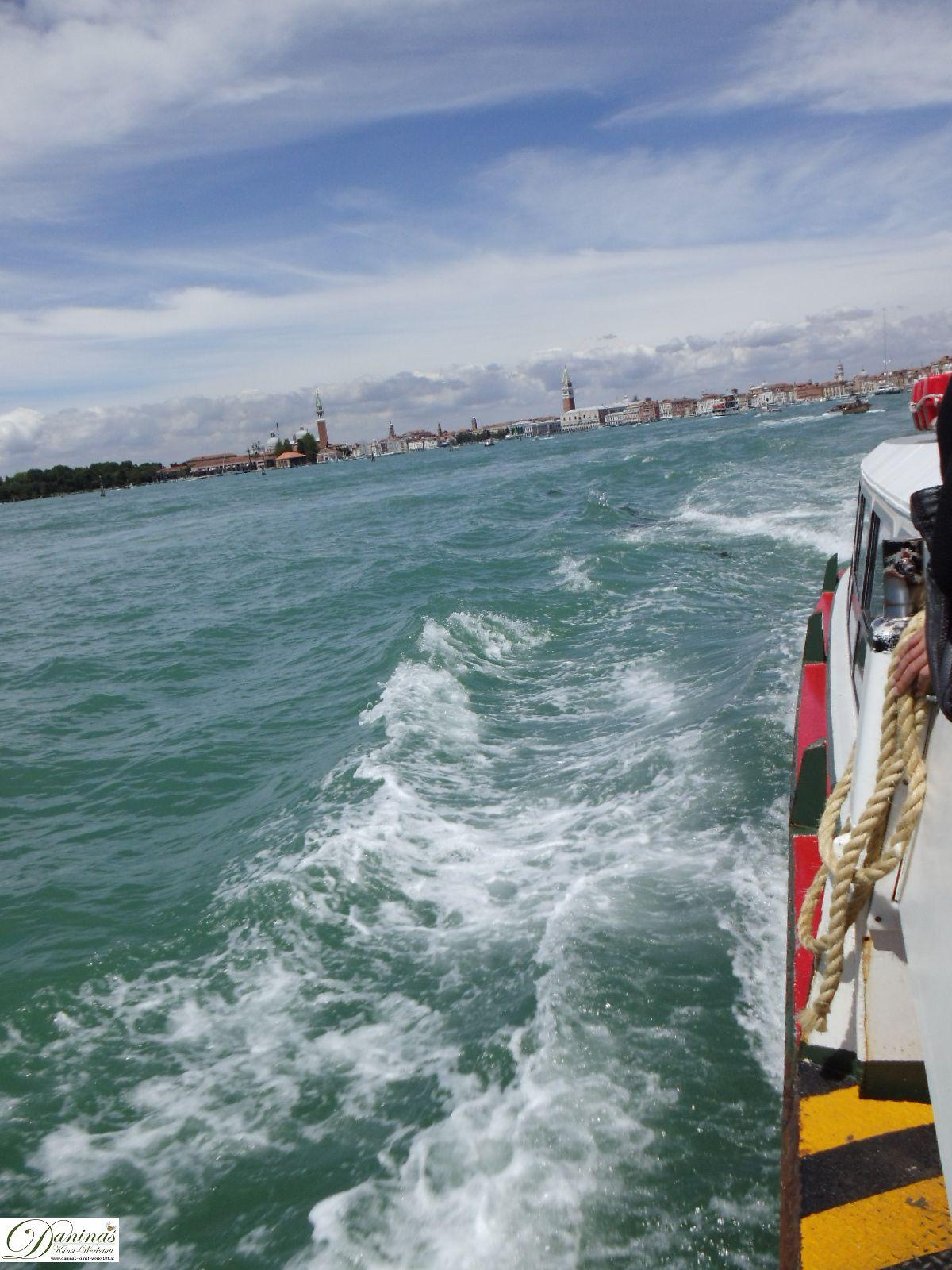 Venedig erkunden mit dem Vaporetto (Wasserbus)