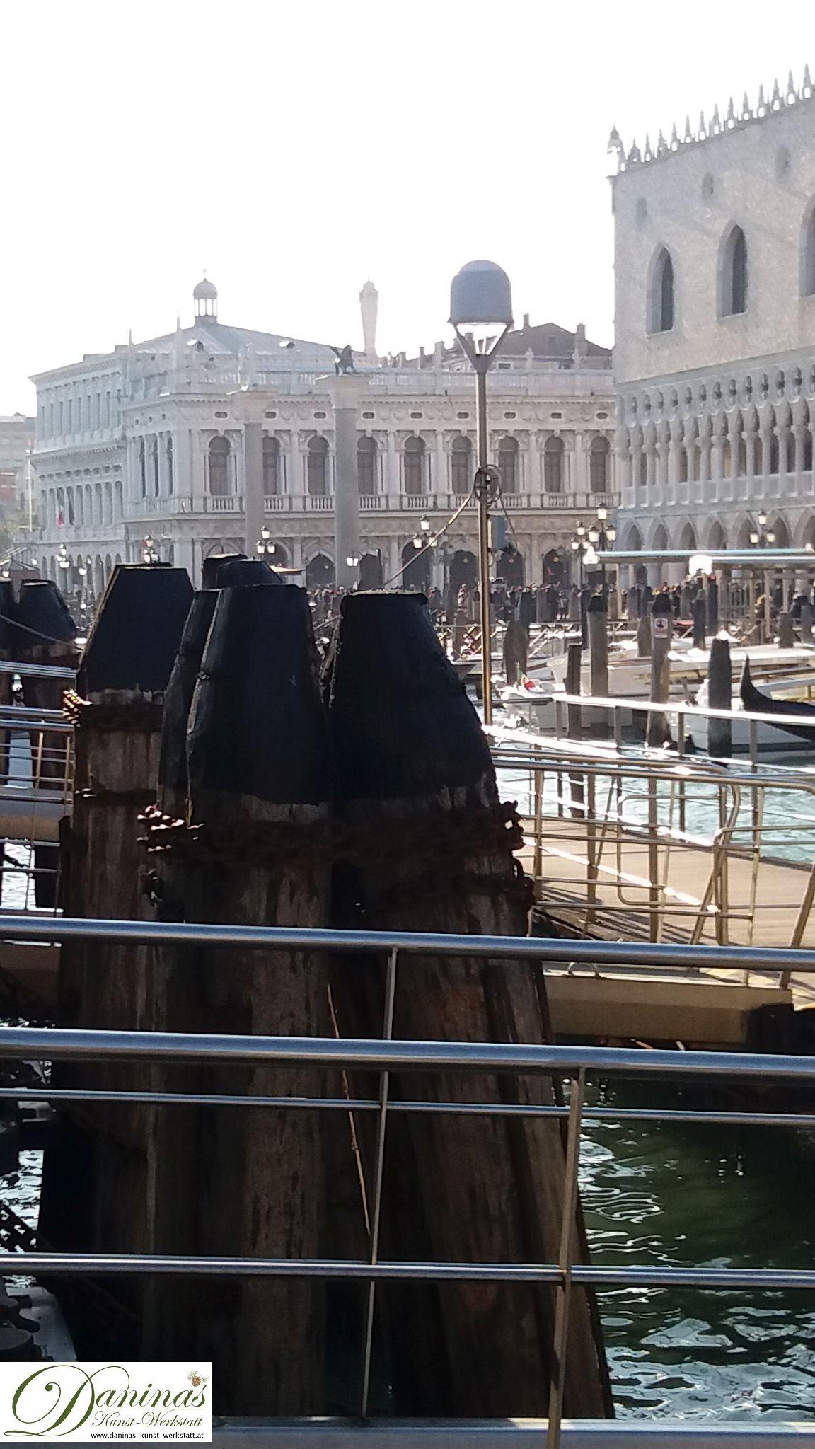 Venedig San Zaccaria vor dem Markusplatz