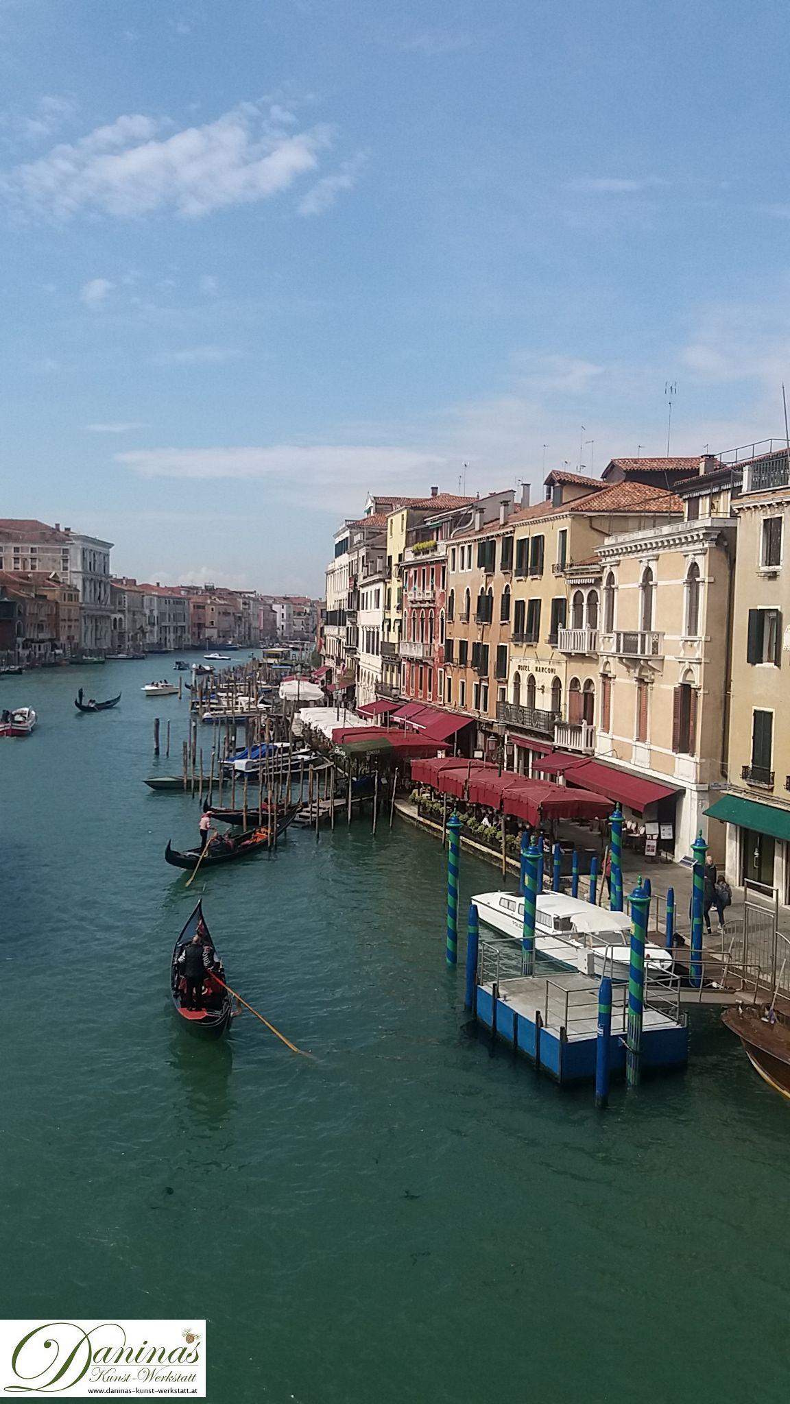 Venedig Canal Grande - San Polo