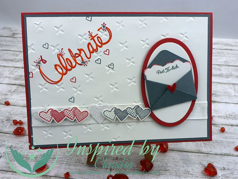 Stampin' Up! Stempelset Love Sparkles