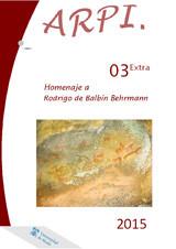 Hommage à Rodrigo de Balbin Berhmann - ARPI n°3 spécial - Universidad de Alcala (Espagne)