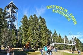 Skywalk - Park Scheidegg