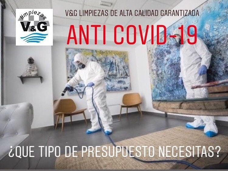LIMPIEZAS ESPECIALES Y ESPECIFICAS ANTI-COVID 19