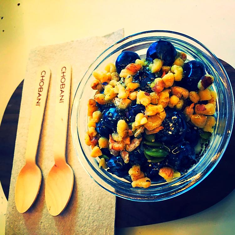 Super Food Bowl @Chobani - New York, USA