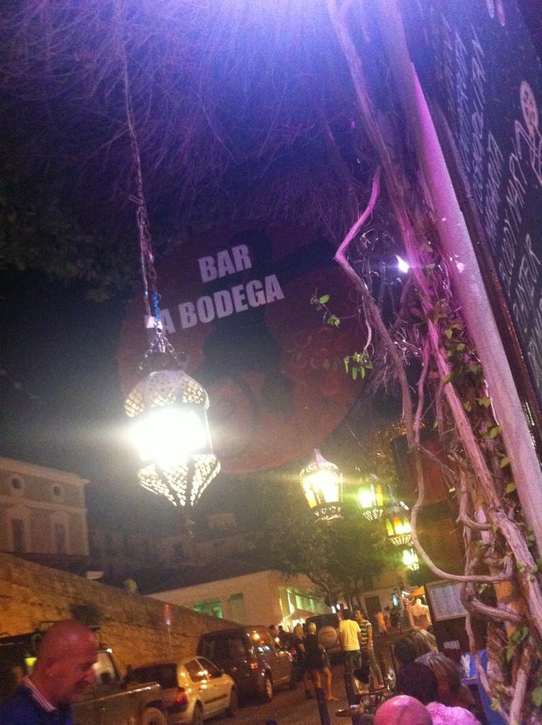 Tapas@Bodega - Ibiza, Spain