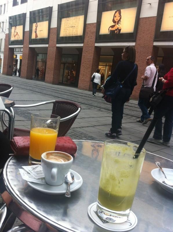 Fresh Juice@Schumann - München, Germany