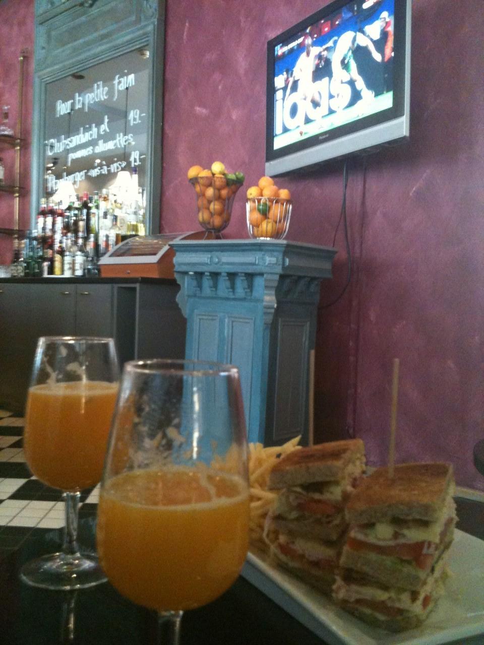 Club Sandwich@Vis-à-vis - Zürich, Switzerland