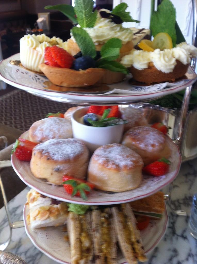 High Afternoon Tea@Egerton House Hotel - London, United Kingdom