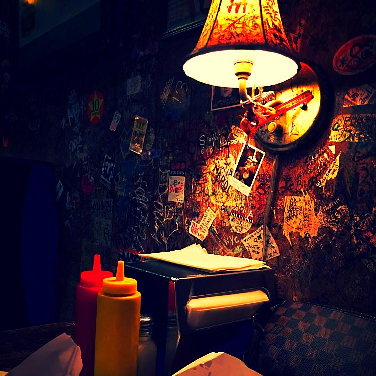 Burger @BurgerJoint (Le Meridien) - New York, USA
