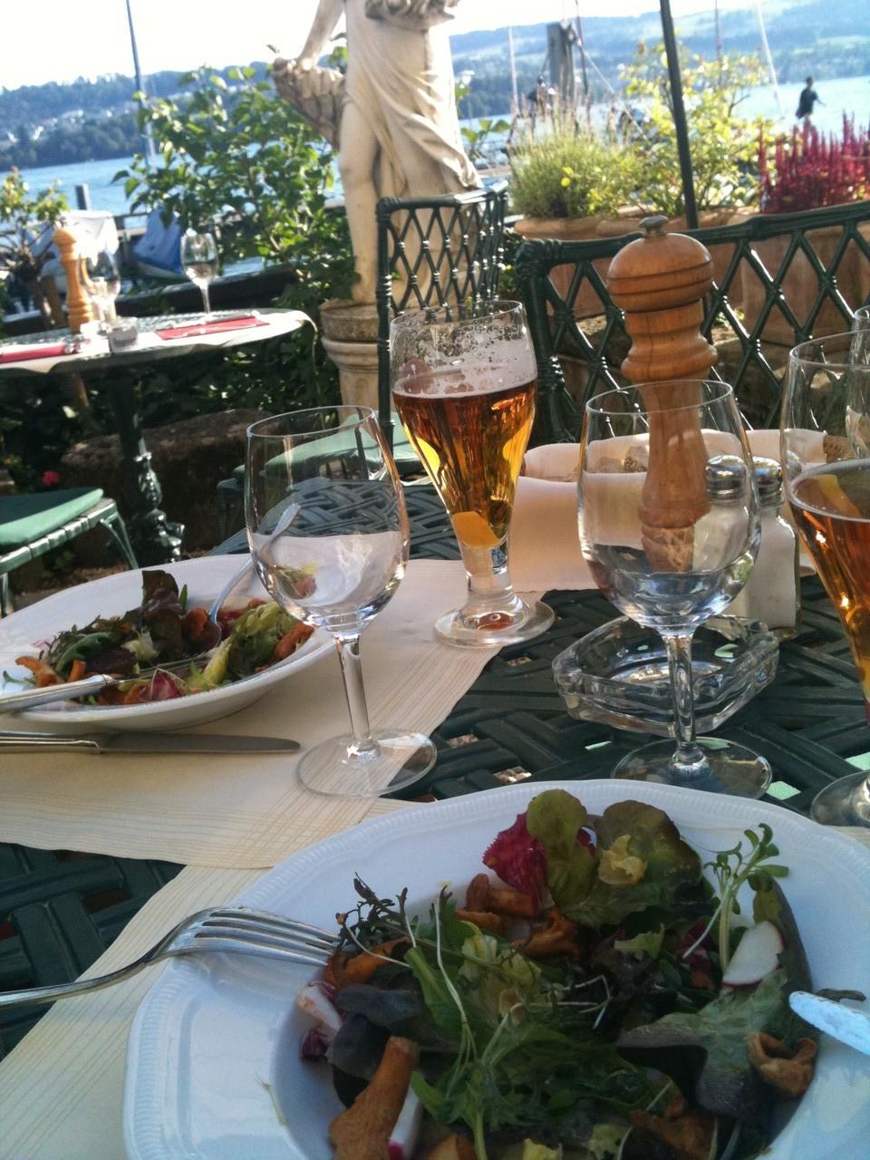 Beef Tartar@Zum Hirschen - Feldmeilden, Switzerland