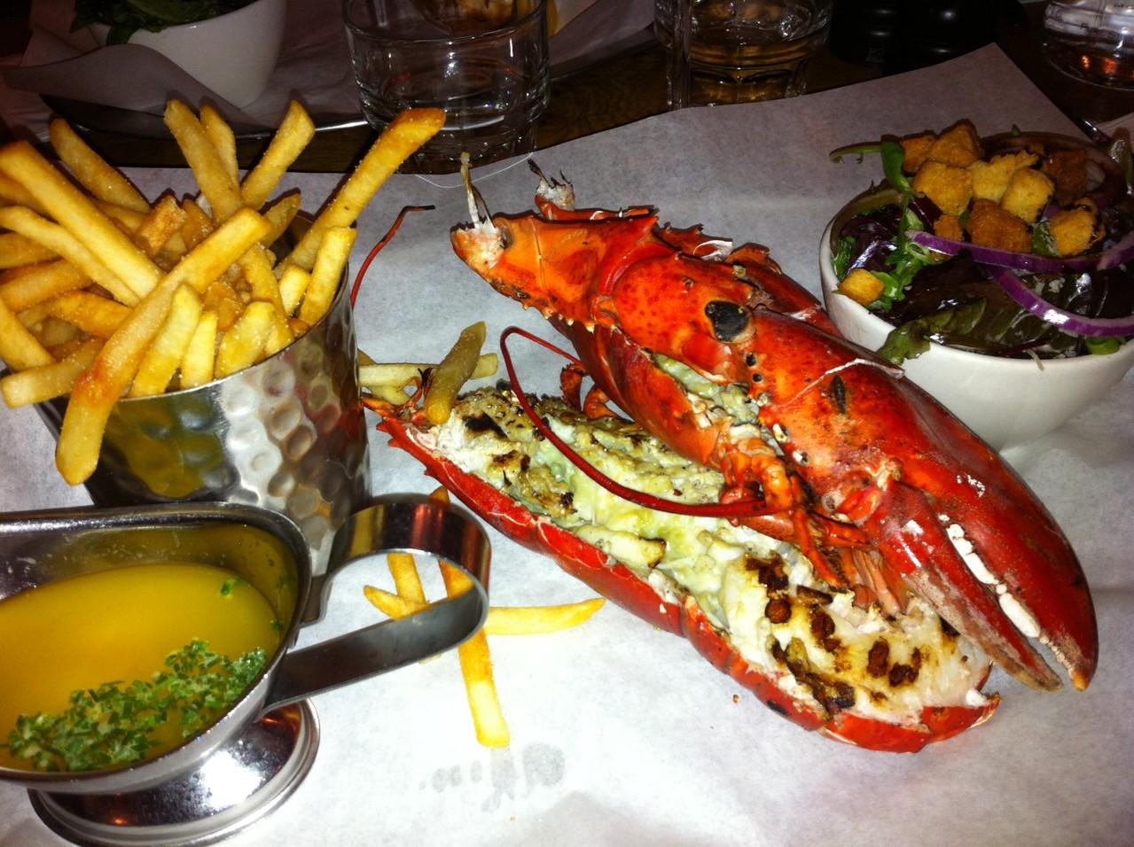 Lobster@Burger&Lobster - London, United Kingdom