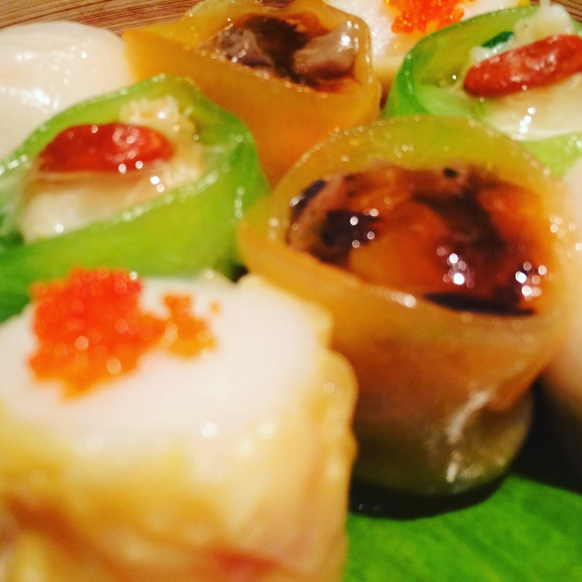 Dumplings @Hakkasan - New York, USA