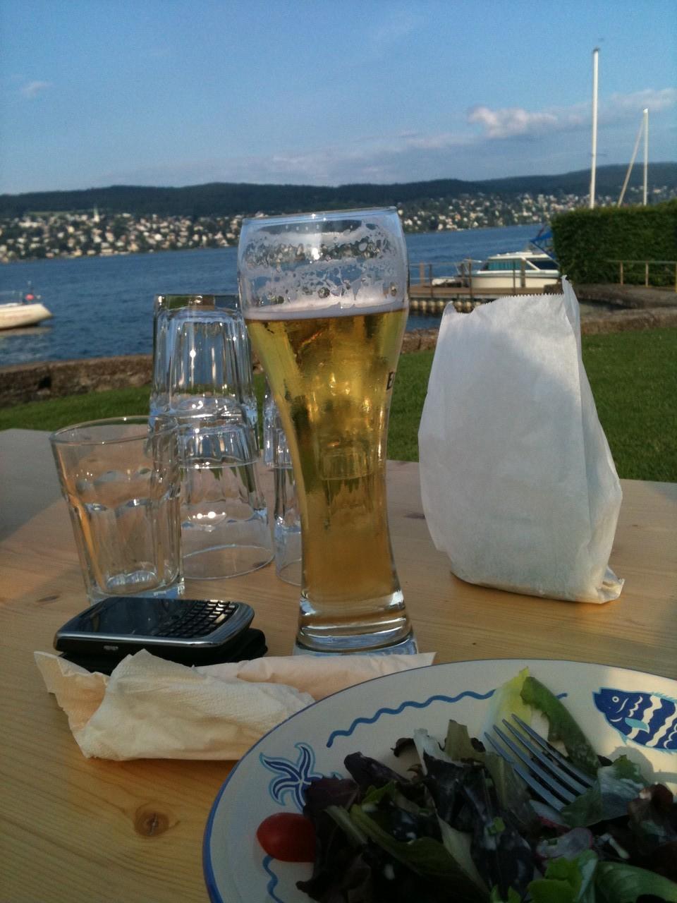 Fischknusperli@Fischer's Fritz - Zürich, Switzerland
