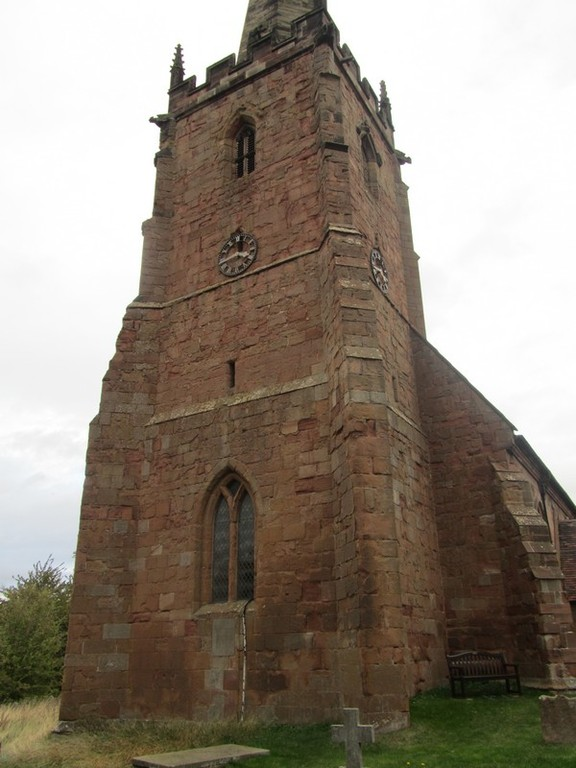 The tower built in the 14th and 15th centuries