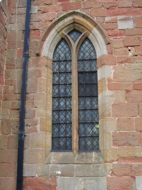 Window on the north side