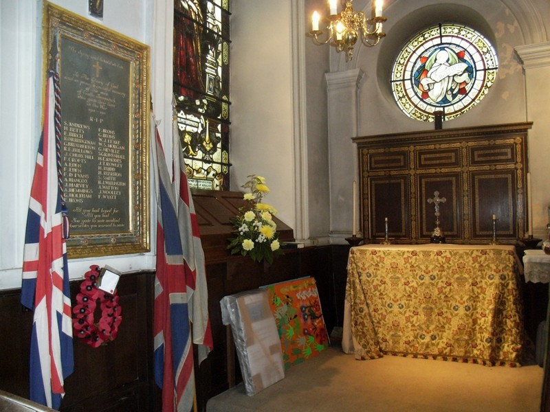 Chapel of Remembrance