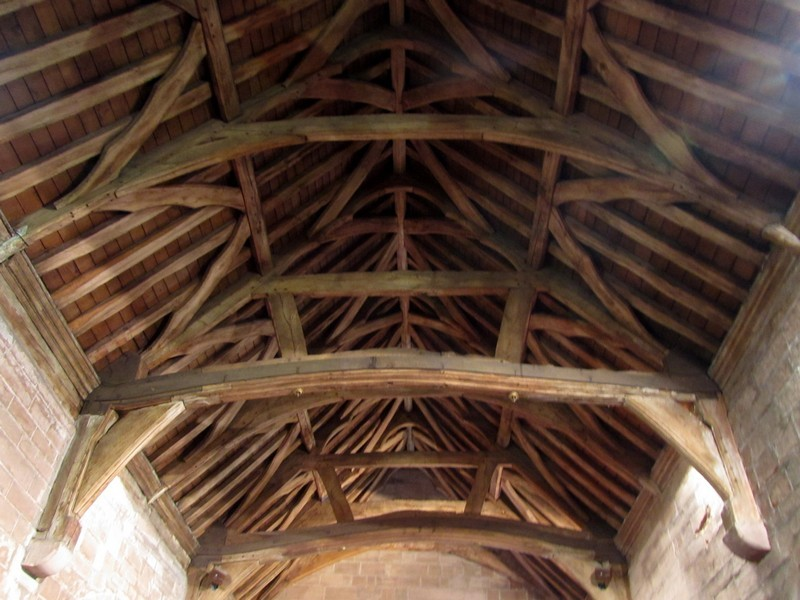 The medieval roof
