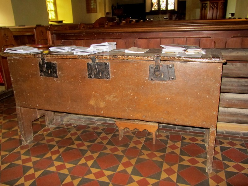 The parish chest