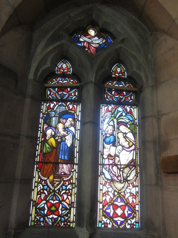 North window