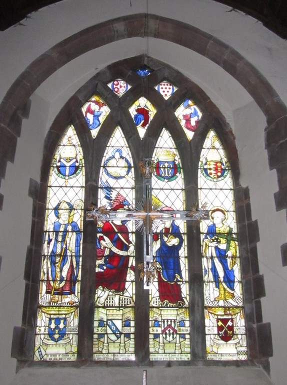 Chancel - east window